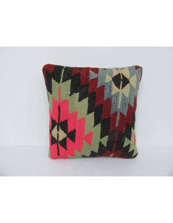 Vintage Handmade Kilim Pillow Cover