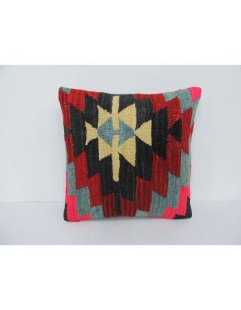 Decorative Vintage Colorful Kilim Pillow