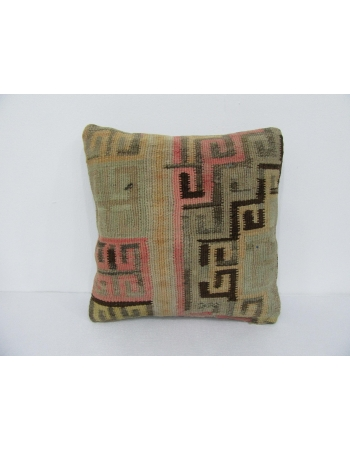 Decorative Vintage Kilim Pillow