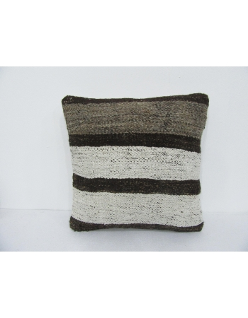 Striped Vintage Kilim Cushion Cover