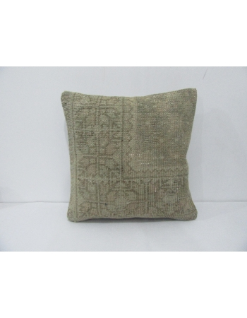 Decorative Faded Vintage Pillow Cover