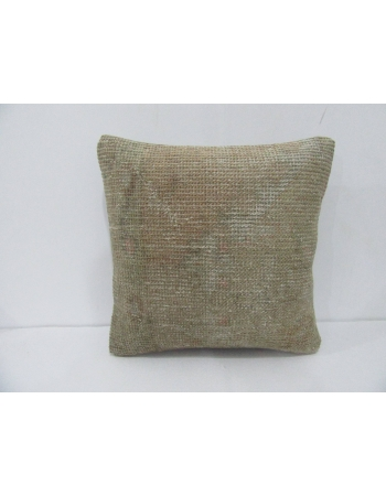 Faded Distressed Vintage Pillow Cover