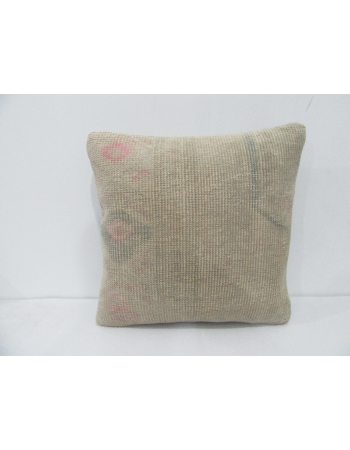 Distressed Decorative Pillow Cover