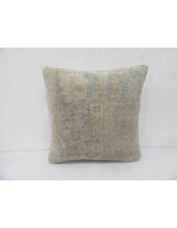 Vintage Decorative Faded Pillow Cover