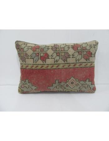 Vintage Turkish Decorative Pillow Cover