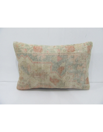 Vintage Faded Turkish Decorative Pillow