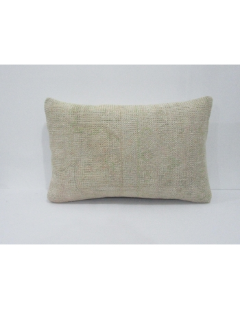 Vintage Handmade Faded Pillow Cover