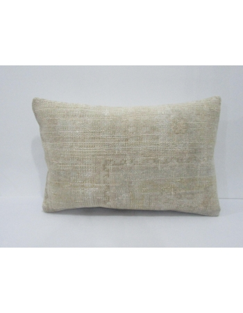 Washed Out Vintage Turkish Pillow