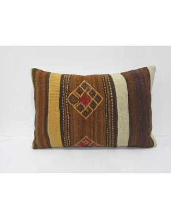 Vintage Decorative Turkish Kilim Pillow