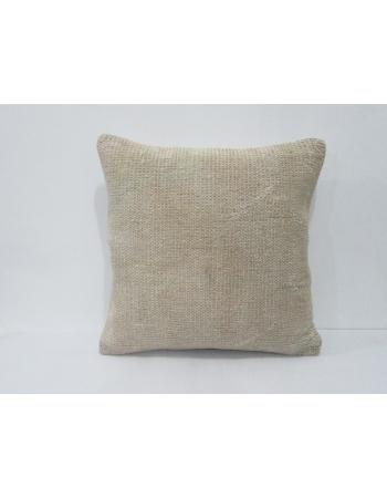 Ivory Vintage Decorative Pillow Cover