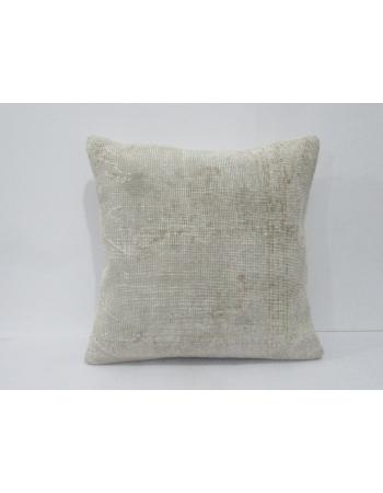 Vintage Beige Decorative Pillow Cover