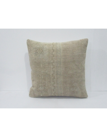 Washed Out Vintage Pillow Cover