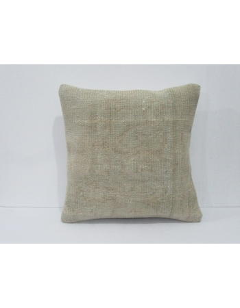 Faded Turkish Decorative Pillow Cover