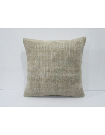 Worn Faded Vintage Decorative Pillow