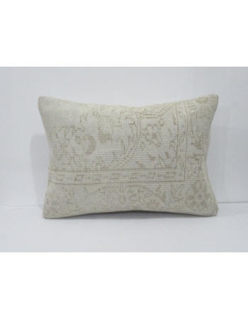 Vintage Decorative Cream Pillow Cover