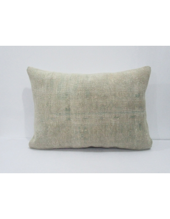 Beige & Green Vintage Pillow Cover