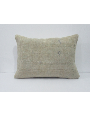 Ivory & Beige Vintage Pillow Cover