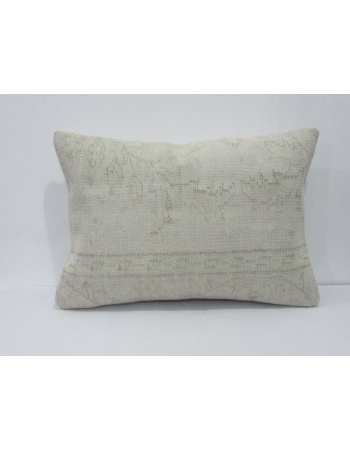 Vintage Cream Turkish Pillow Cover