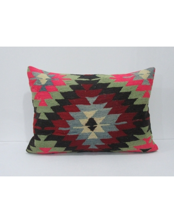 Colorful Vintage Large Pillow Cover