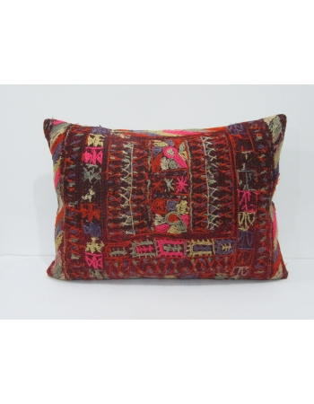 Vintage Embroidered Unique Pillow Cover
