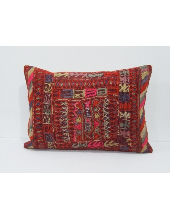 Decorative Embroidered Large Pillow Cover