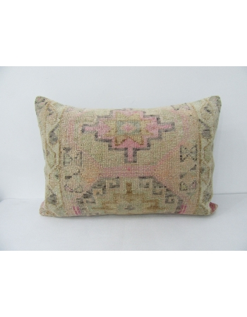 Faded Decorative Turkish Unique Pillow