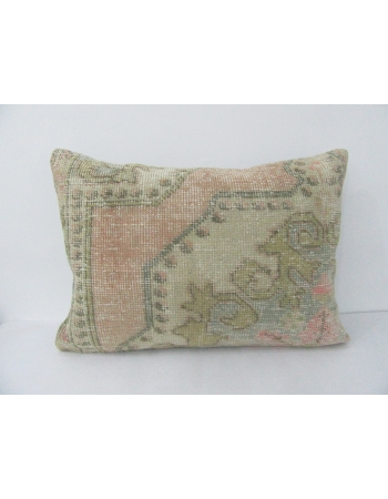 Vintage Decorative Worn Pillow Cover