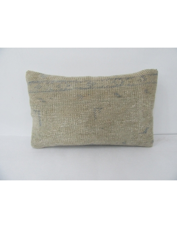 Vintage Turkish Decorative Faded Pillow