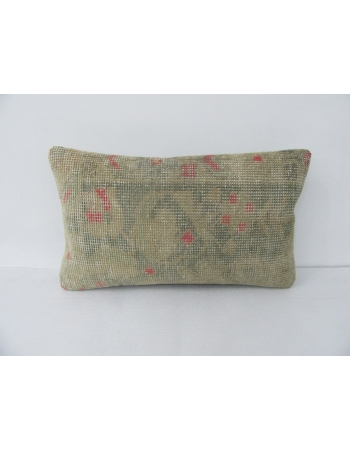 Vintage Pastel Decorative Pillow Cover