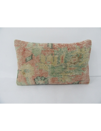 Vintage Turkish Faded Pillow Cover