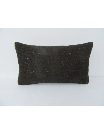 Brown Vintage Kilim Pillow
