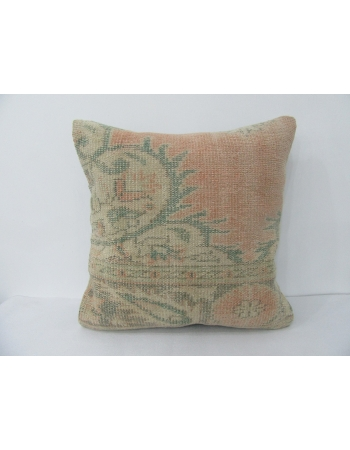 Faded Vintage Large Cushion Cover