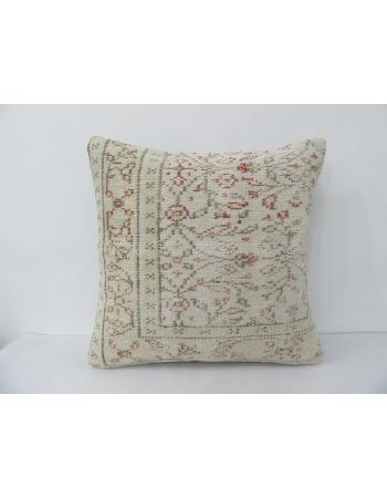 Vintage Pastel Decorative Large Pillow Cover