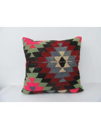 Vintage Decorative Large Colorful Pillow