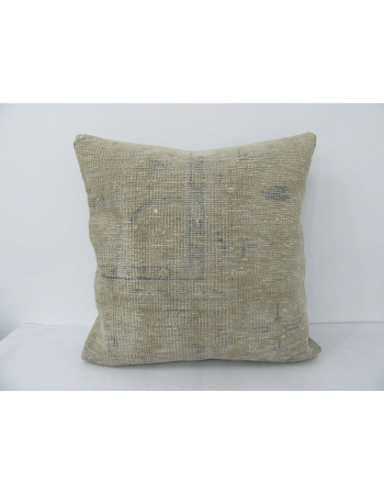 Vintage Distressed Washed Out Pillow