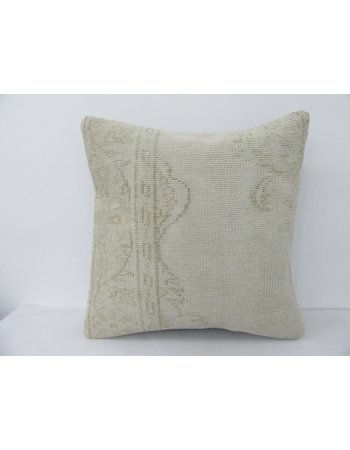 Vintage Turkish Washed Out Pillow Cover