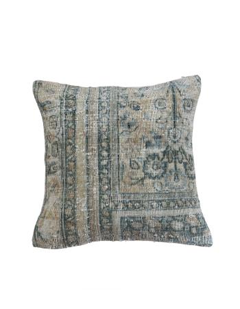 Vintage Worn Decorative Pillow Cover