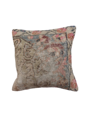 Worn Decorative Pillow Cover