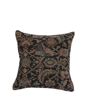 Distressed Antique Decorative Pillow