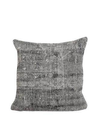 Decorative Vintage Gray Pillow Cover