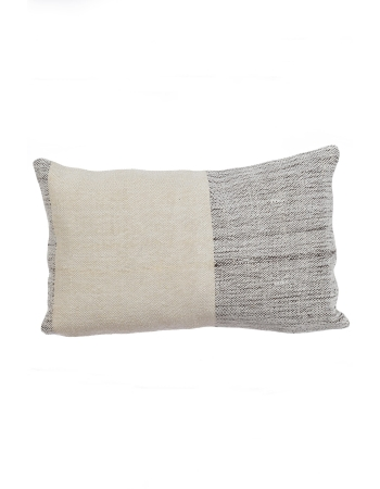 Vintage Modern Kilim Pillow Cover