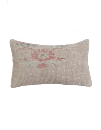 Vintage Handmade Pillow Cover