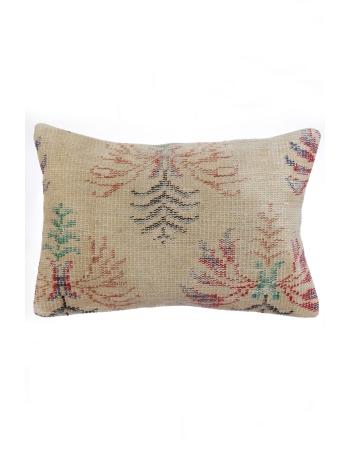 Decorative Floral Pillow Cover