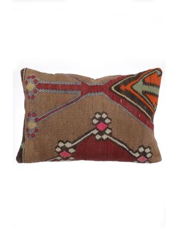 Decorative Vintage Kilim Pillow Cover