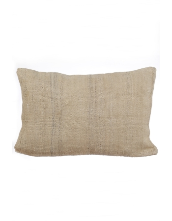 Ivory Vintage Kilim Pillow Cover