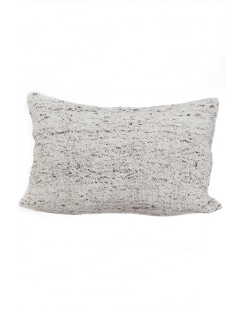 Gray Vintage Kilim Pillow Cover