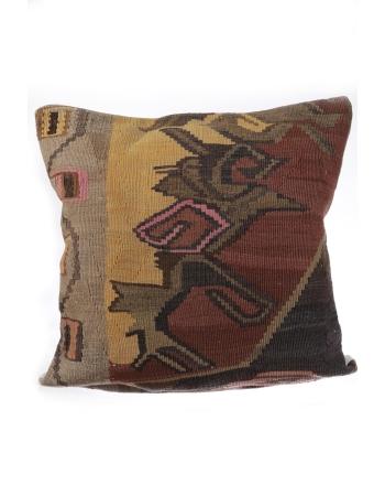Unique Decorative Kilim Pillow Cover