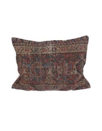 Antique Distressed Decorative Pillow Cover
