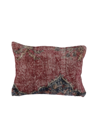 Large Vintage Decorative Pillow