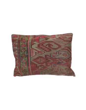 Vintage Large Kilim Pillow